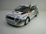 Škoda Octavia WRC Evo2 No.11 Schwarz Rally Safari 2001 1:18 FoxToys
